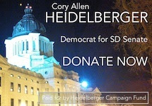 Donate Today—Heidelberger for SD Senate District 3
