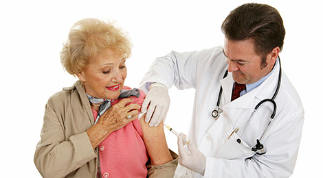 Seniors: 5 reasons you need a flu shot