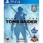 Rise of the Tomb Raider: 20 Year Celebration Standard Edition - PlayStation 4