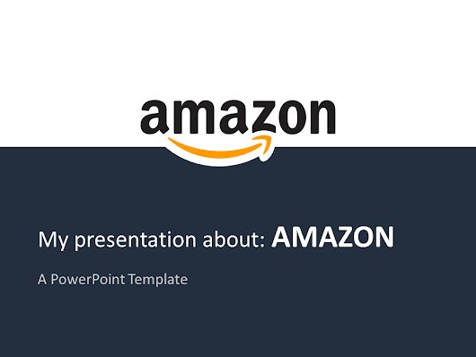 Amazon PowerPoint Template - PresentationGO.com