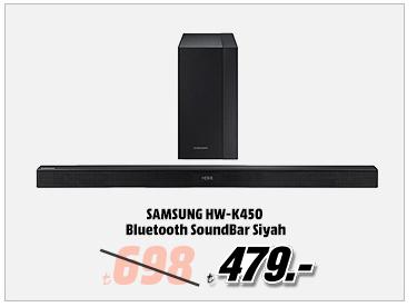SAMSUNG HW-K450 Bluetooth SoundBar Siyah 479TL