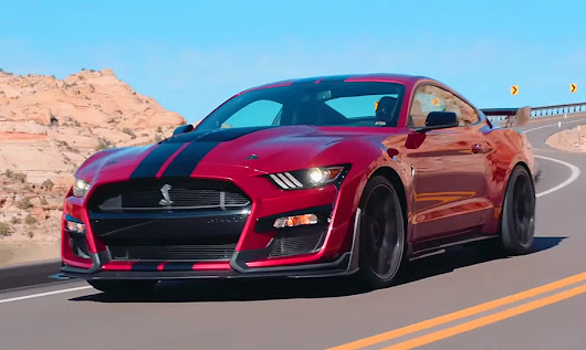Finally The New 2020 Ford Shelby Mustang GT500 is Here! - MCD