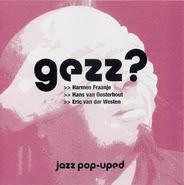 GEZZ - 'Jazz Pop-Uped'