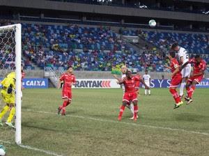 Cuiabá x América-RN (Foto: Pedro Lima/Cuiabá Esporte Clube)