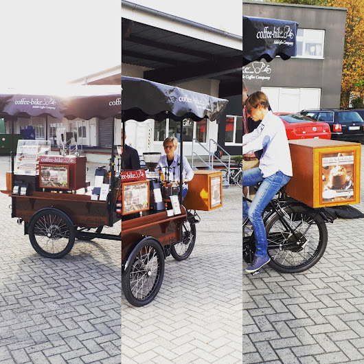 Franchise: Coffee-Bike im Jobtest - JobProfilFinder