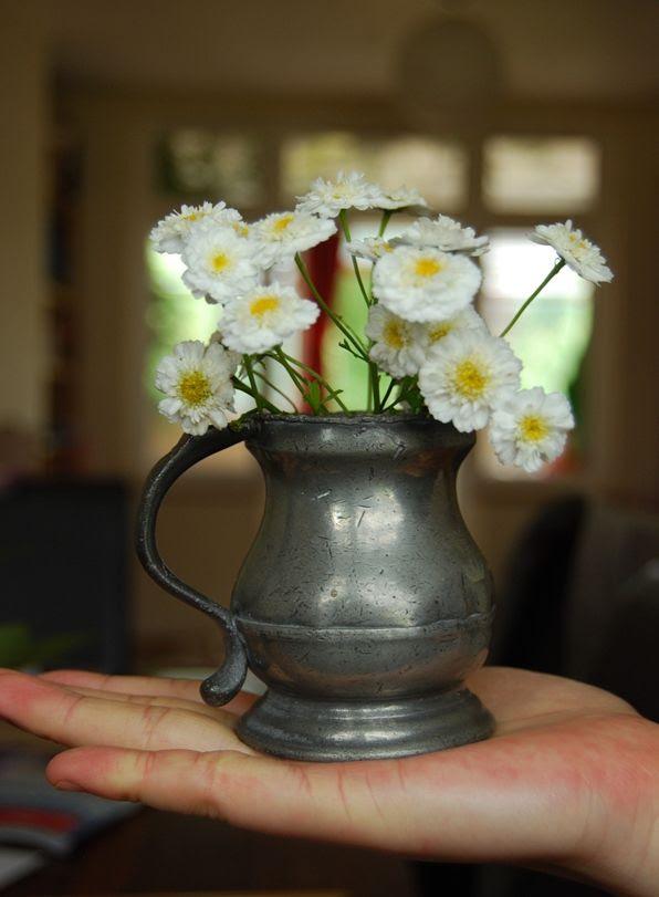 Flower Stein