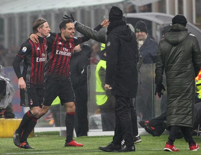 Bonaventura Milan x Torino (Foto: Getty Images)