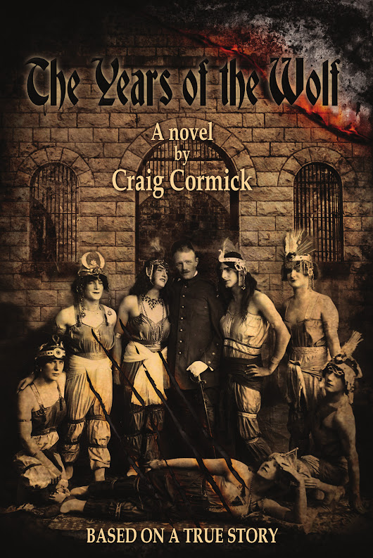 Preorder Offer: The Years of the Wolf by Craig Cormick
