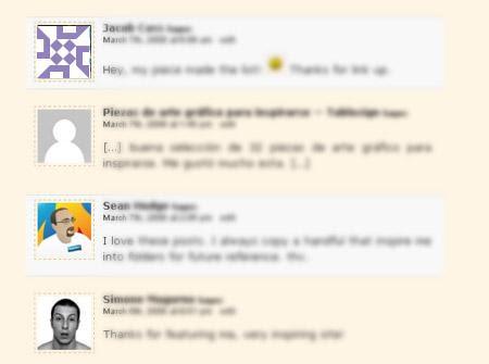 Menampilkan Avatar Komentar dengan MyBlogLog