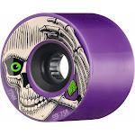 Powell Peralta Soft Slide Kevin Reimer Longboard Wheels Purple 75mm 75a