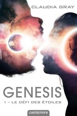Couverture Genesis, tome 1 : Le défi des étoiles
