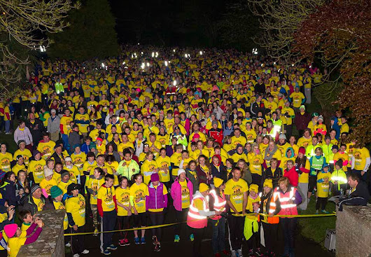 Darkness Into Light 2015