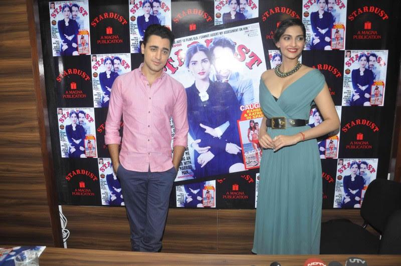Imran-Khan-Sonam-Kapoor-Launch-Stardust-Magazine-Picture-Photoshoot-
