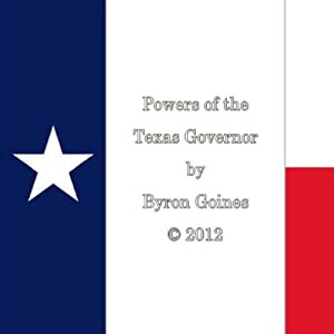 Powers of the Texas Governor