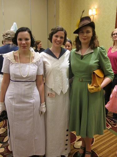 Costume College 2012 - Friday