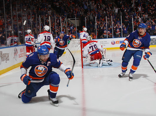 The New York Islanders Top 15 Moments of 2015: Part III -