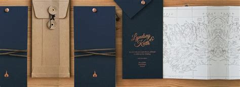 Modern Wedding Invitations   Creative Design Ideas