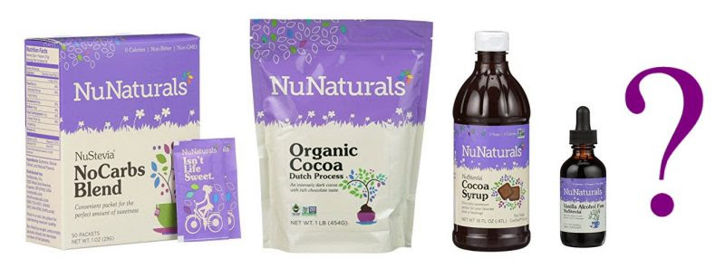 NuNaturals Giveaway Gift Package