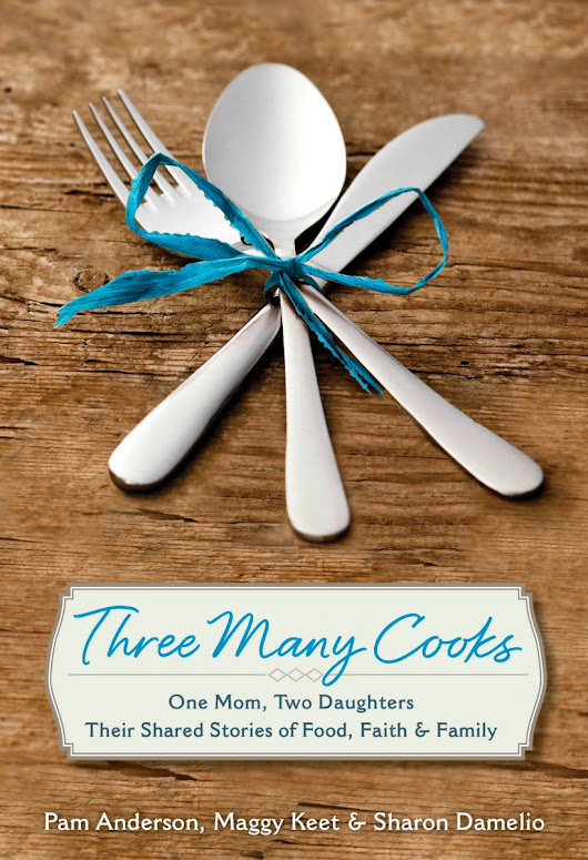 Three Many Cooks Book - The Trailer & KitchenAid GIVEAWAY — Three Many Cooks