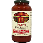 Rao's All Natural Marinara Sauce 24 oz.