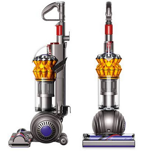 Dyson DC65 Multi Floor Upright Vacuum - Bagless - Yellow