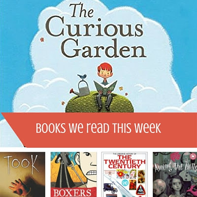 Our Week in Books: August 16-22 - Here in the Bonny Glen