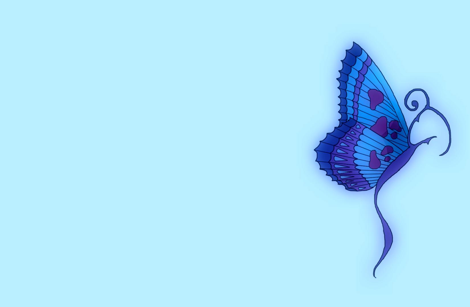 Cute Blue Wallpaper - WallpaperSafari