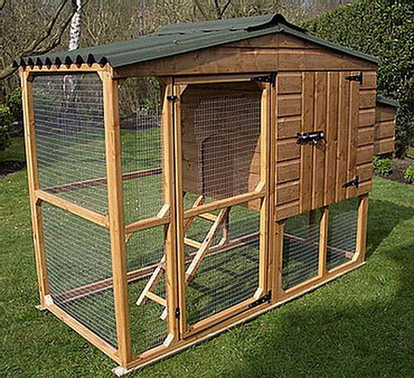 Easy Diy 4 X6 Chicken Coop Hen House Plans Pdf: Learning K: Youtube Build Your Own Chicken Coop