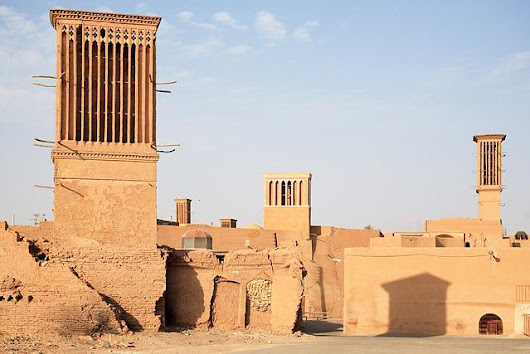 Old City of Yazd | VisitArm.com