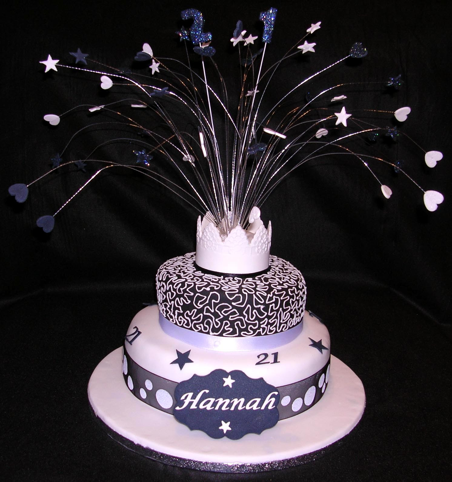 Special Cakes Designs 50th Birthday Cakes Women