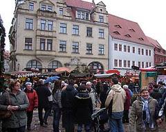 Meißner Weihnachtsmarkt 2009 Bild 5