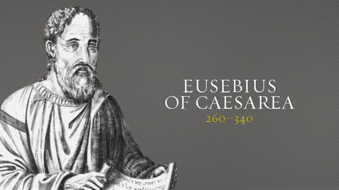 Resultado de imagem para Eusebius Pamphilus of Cæsarea