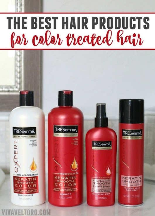 Best Hair Products For Color Treated Hair? Find Out Here!