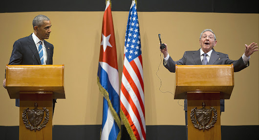 How Obama set a trap for Raul Castro
