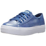 Keds Triple Kick Sneaker Blue Iridescent