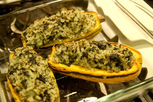 280: Stuffed Squarshes