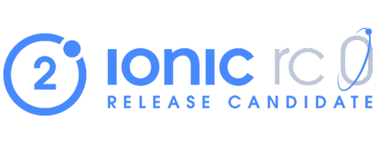 Announcing the Ionic 2 Release Candidate!