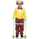 Grandpa Child Costume - 3T