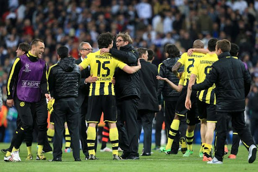 What Liverpool team Klopp could choose - based on his best Dortmund side