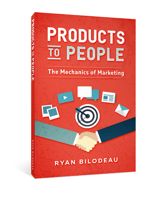 Products to People: The Mechanics of Marketing Book Launch