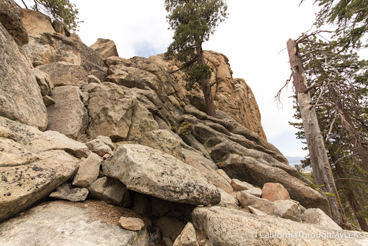 Castle Rock Hike: Big Bear's Best Vantage Point | California Through My Lens