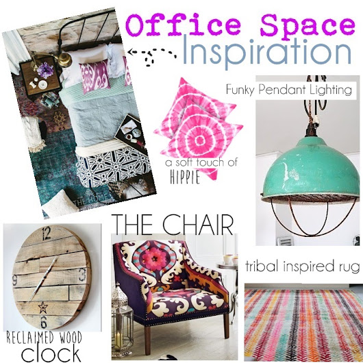 Creating My Dream Space: Office