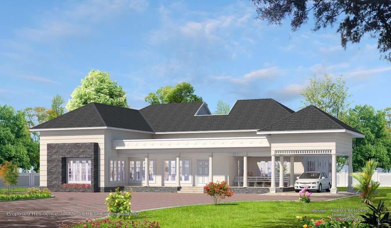 Kerala Home Design House Plans Indian Budget Models - THOUGHTSKOTO