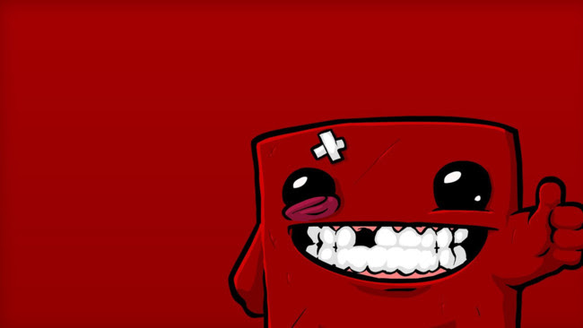 Super Meat Boy Coming To Ps4 And Ps Vita