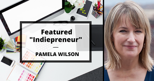 "Why Entrepreneur Pamela Wilson Went Back to a ""9-to-5"" So She Could Do More"