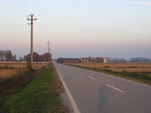 Il percorso verso Vettignè
