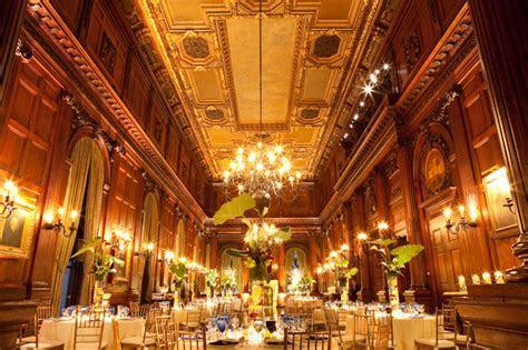 Ted & Liz   The University Club Wedding, New York City