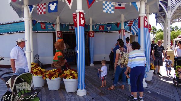 Disneyland Resort, Disney California Adventure, Halloween, Duffy