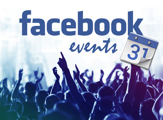 Creating an event on a Facebook page to promote a business