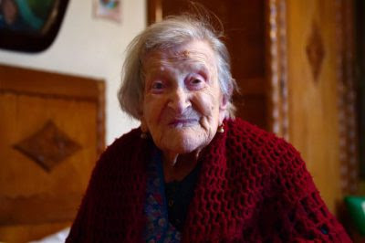 The World's Oldest Woman Emma Morano Celebrates Her 117th Birthday